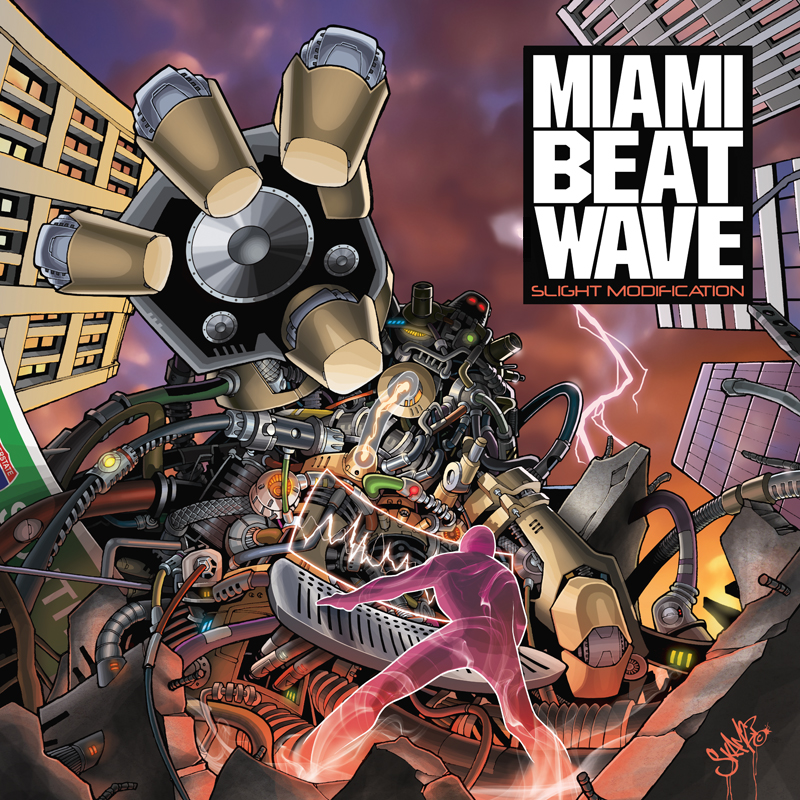 Miami Beat Wave -