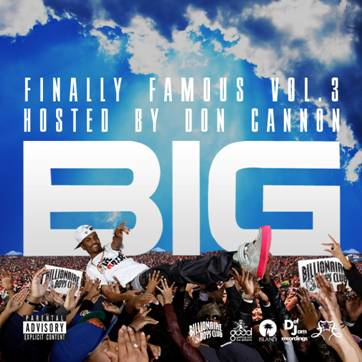 "big sean finally famous vol 3 cover. Big Sean – ""Finally Famous Vol"
