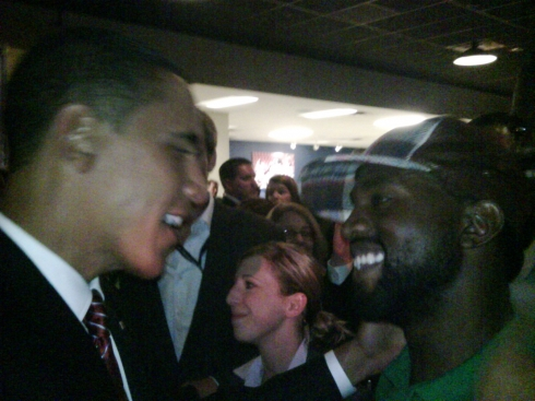 """Kanye Responds To Obama's """"Jackass"""" Comment"""