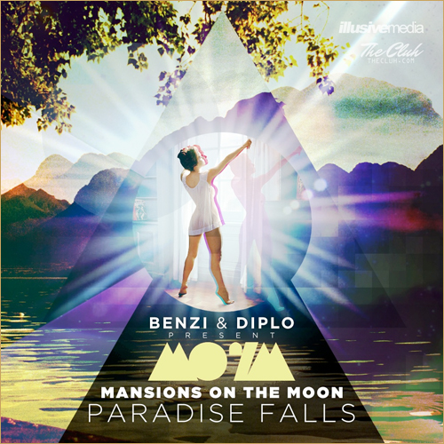 Benzi + Diplo Present Mansions On The Moon