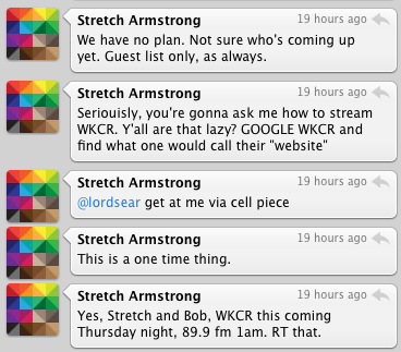 Stretch & Bobbito Reunion Show Happening This Thursday On WKCR