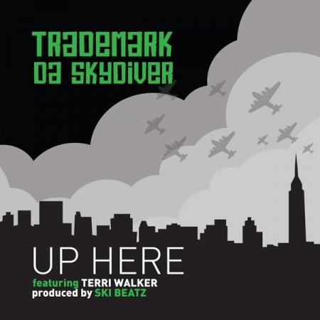 Trademark Da Skydiver -