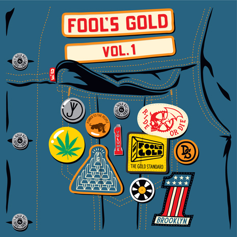 Fool's Gold Vol. 1 Cover Art + Tracklist