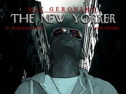 Mic Geronimo -