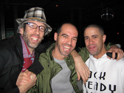 Stretch & Bobbito WKCR Reunion Show
