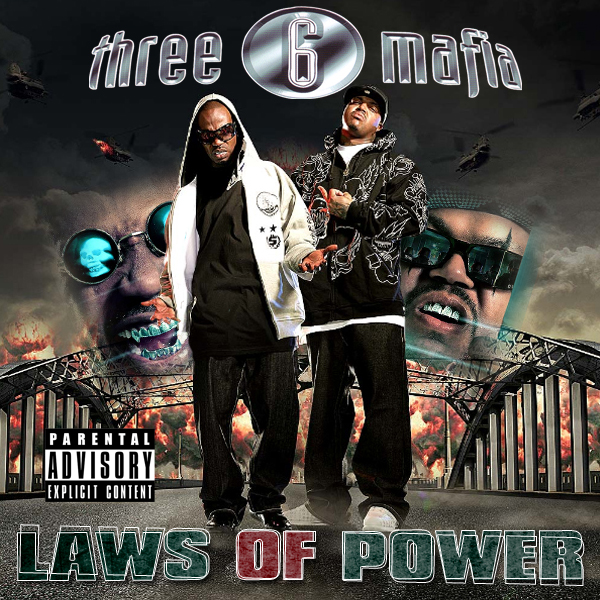 Three 6 Mafia -