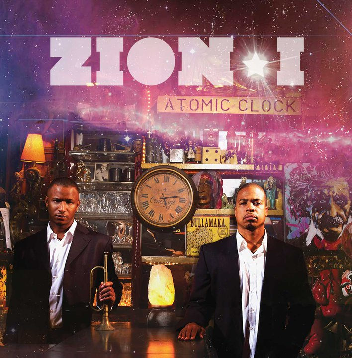 "Zion I – ""Atomic Clock"" – @@@@ (Review). By D.T. Swinga. 11.30.10"