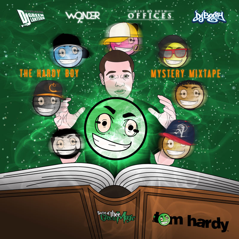 9th Wonder & DJ Green Lantern Present: Thee Tom Hardy 