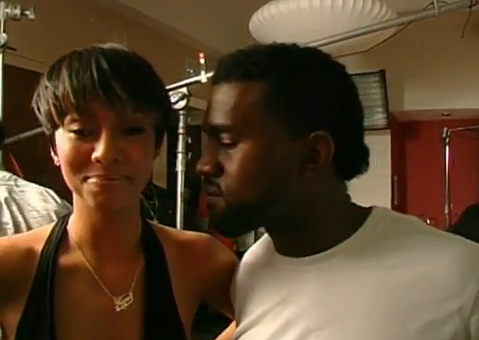 Keri Hilson + Kanye West -