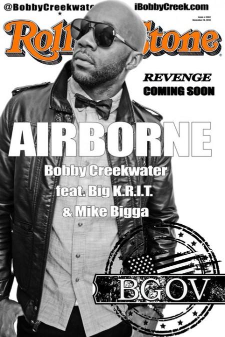 Bobby Creekwater -