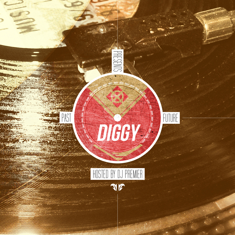 Diggy Simmons + DJ Premier -