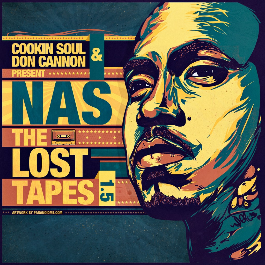 Nas + Cookin Soul + Don Cannon -