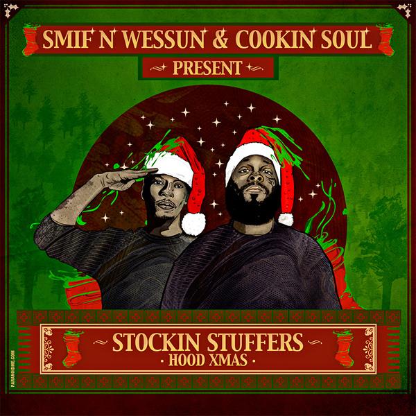 Smif N Wessun + Cookin Soul -