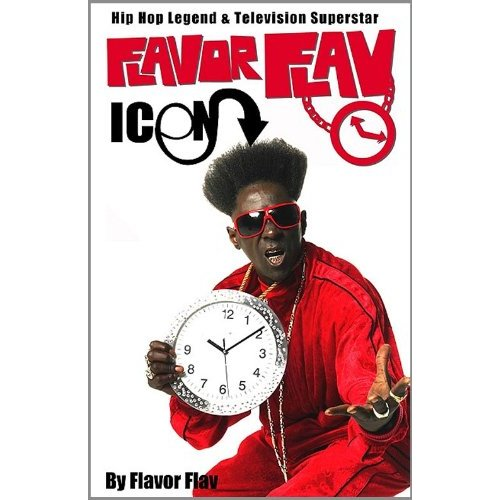 Flavor Flav Autobiography Coming Soon