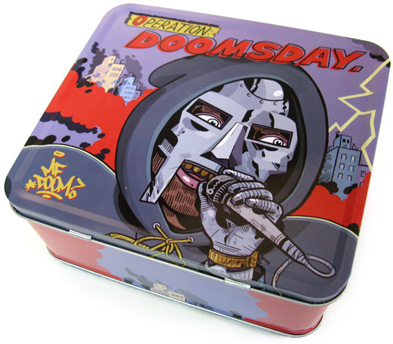 MF Doom Operation Doomsday (Complete) Coming This Spring In Deluxe CD + Vinyl Packages