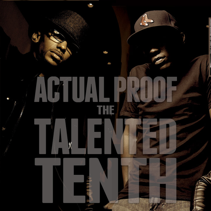 9th Wonder Presents Actual Proof - 