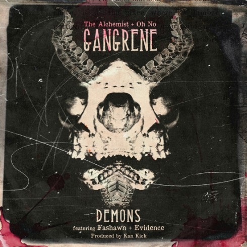 The Alchemist + Oh No (Gangrene) -