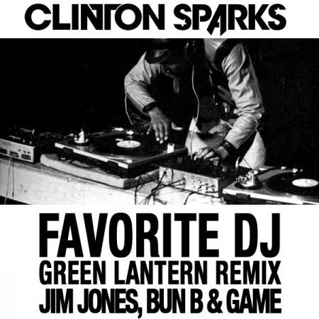 Clinton Sparks -
