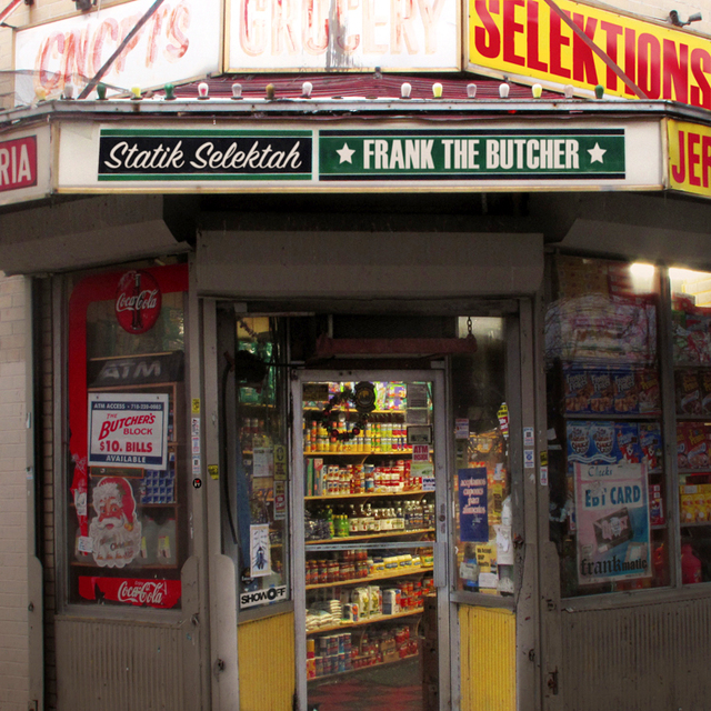 Statik Selektah & Frank The Butcher -