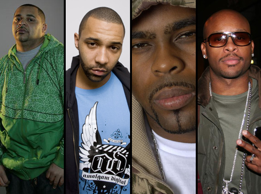 Slaughterhouse Interview w/ Angie Martinez