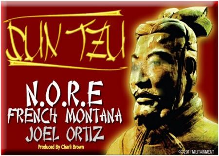 N.O.R.E. + French Montana + Joell Ortiz -