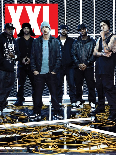 It's Official: Slaughterhouse + Yelawolf Sign To Shady Records