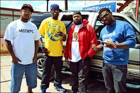 Pulled Over By The Cops (The Cool Kids + Freddie Gibbs + Chip The Ripper + Bun B) -