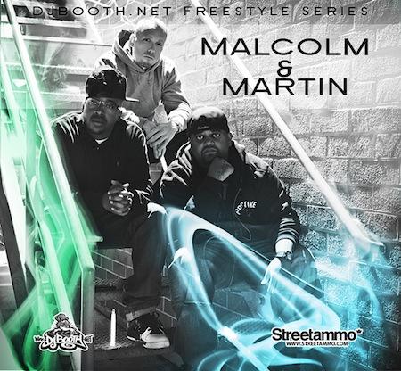 Malcolm & Martin -