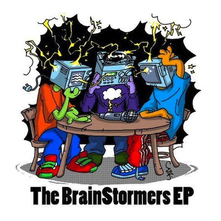 The Brainstormers EP