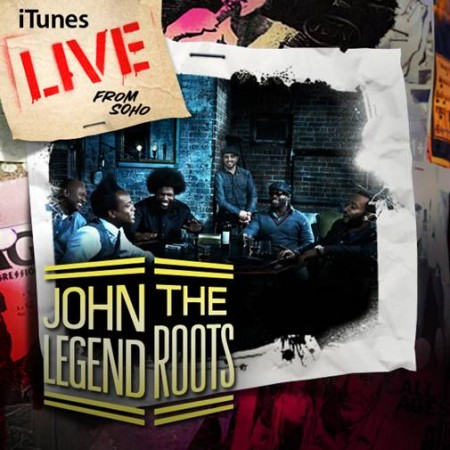 John Legend + The Roots -