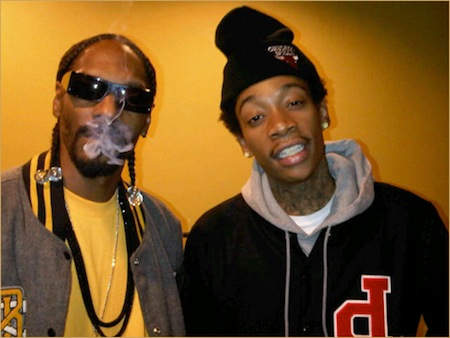 Snoop Dogg + Wiz Khalifa -