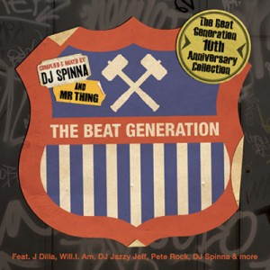 BBE Records The Beat Generation: 10th Anniversary Collection (Mixed by DJ Spinna & Mr. Thing)