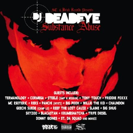 DJ Deadeye -
