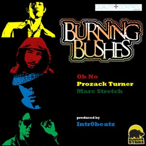Foreign Legion f. Oh No – Burning Bushes