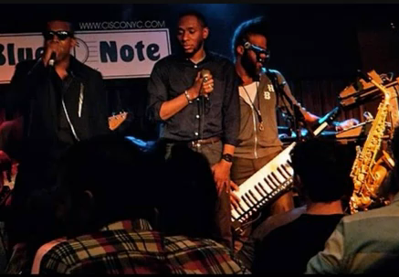 Mos Def and Kanye West Surprise Blue Note Club NYC