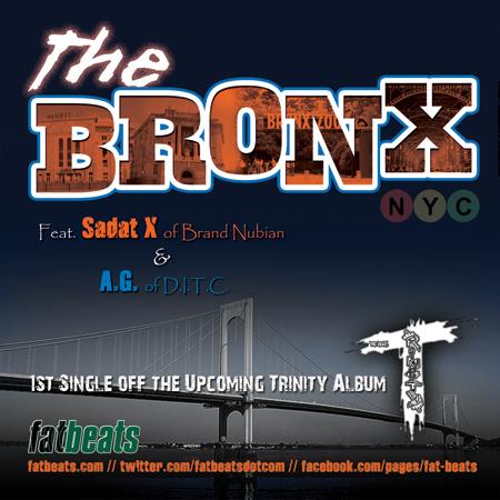 Trinity (A.G. + Sadat X + DJ Jab) -