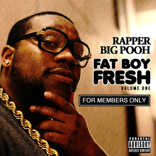 Rapper Big Pooh - 