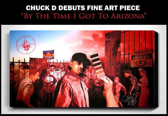 Chuck D's