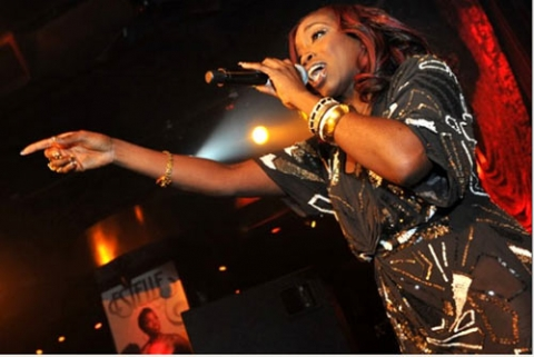 Estelle - &quot;Break My Heart (Remix Pt. 2)&quot; (feat. Raekwon, Swizz Beatz, Wretch 32)