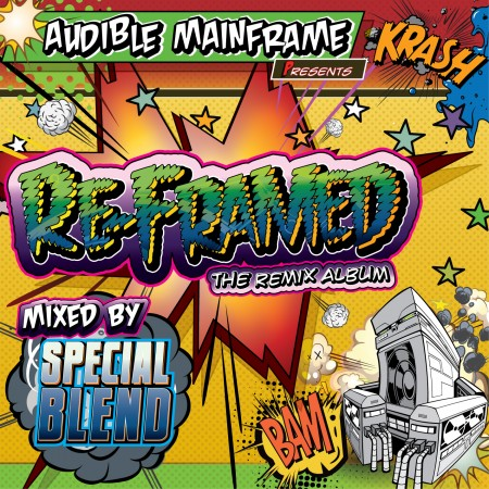 Audible Mainframe -