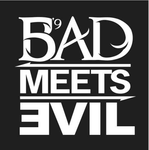 The Bad Meets Evil EP Is Called...