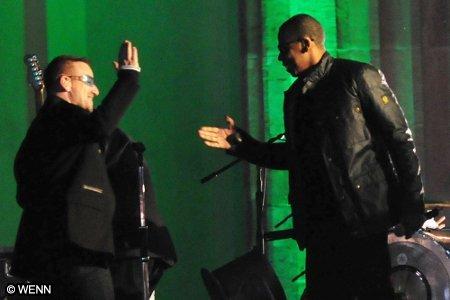 U2 / Jay-Z