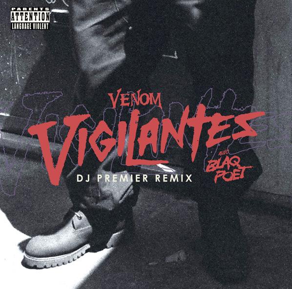 Venom + Blaq Poet -