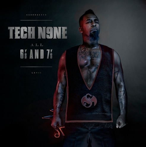 "Tech N9ne - ""All 6's & 7's"" Cover Art + Tracklist"