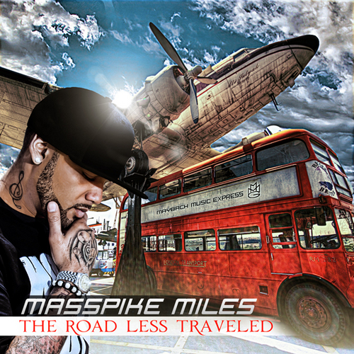 "Masspike Miles - ""The Road Less Traveled"" EP"