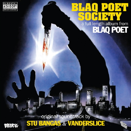 "Blaq Poet - ""Blaq Poet Society"" Cover + Tracklist"