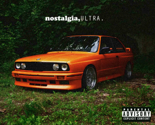Def Jam To Release Frank Ocean&#039;s &quot;Nostalgia, Ultra&quot;