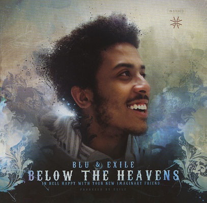 "Blu & Exile ""Below The Heavens"" CD's Are Back"
