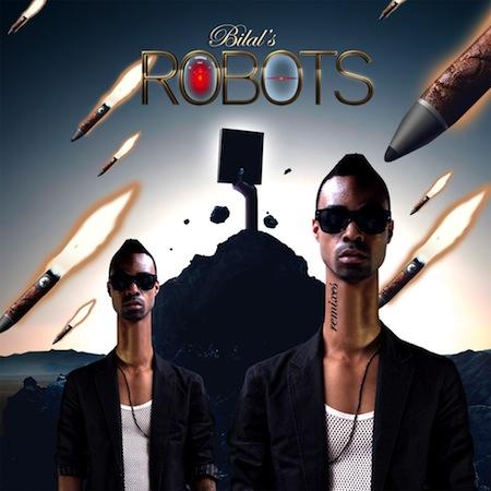 """Bilal - """"Robots (Remy LBO Remix)"""" (feat. Blu)"""