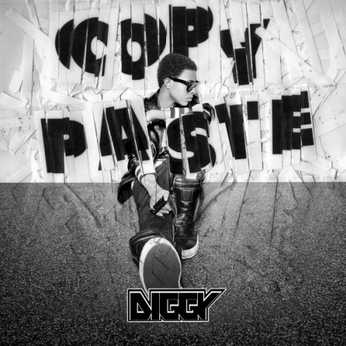"Diggy Simmons - ""Copy Paste"""
